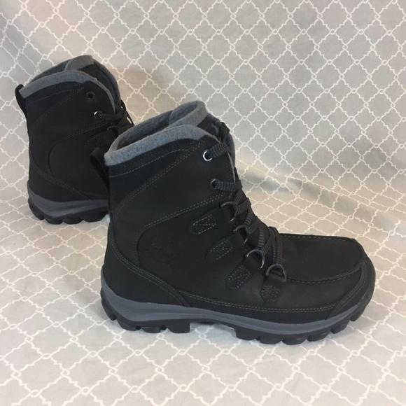 b26b164abfe Timberland Chillberg Premium Black, Waterproof NWT